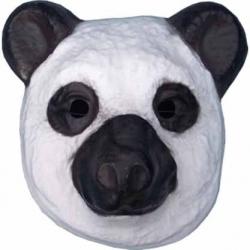 Masque panda plastique