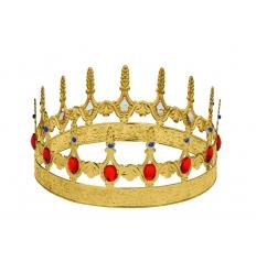 Corona metal piedras pequeÑas