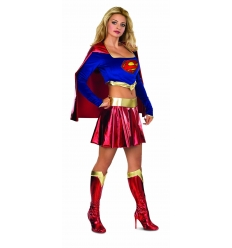 Disfraz super girl