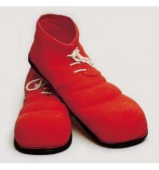 Par zapatos payaso adulto