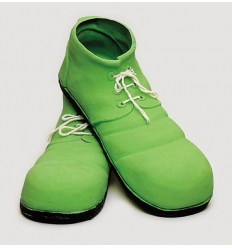 Par zapatos payaso mediano