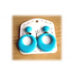 Flamenco earrings medium size
