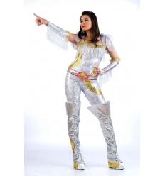 Disfraz musical donna