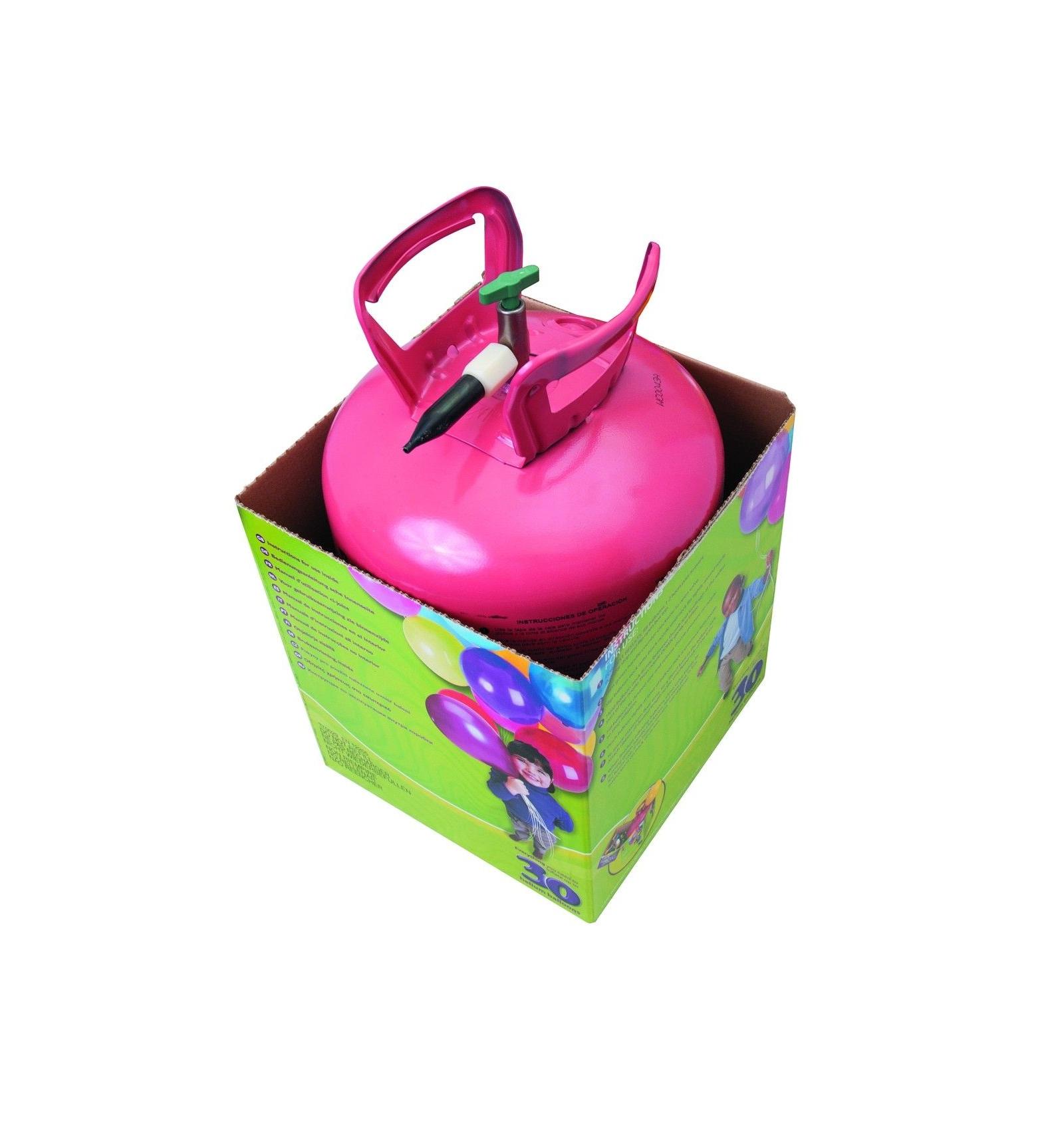 Bombona helio para globos tienda de disfraces online - Llenar globos con helio ...