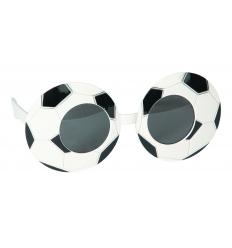 Gafas balon de futbol