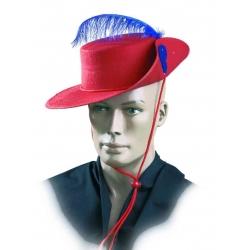 Chapeau mousquetaire feutre