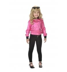 Disfraz pink lady infantil