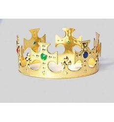 Corona rey desmontable