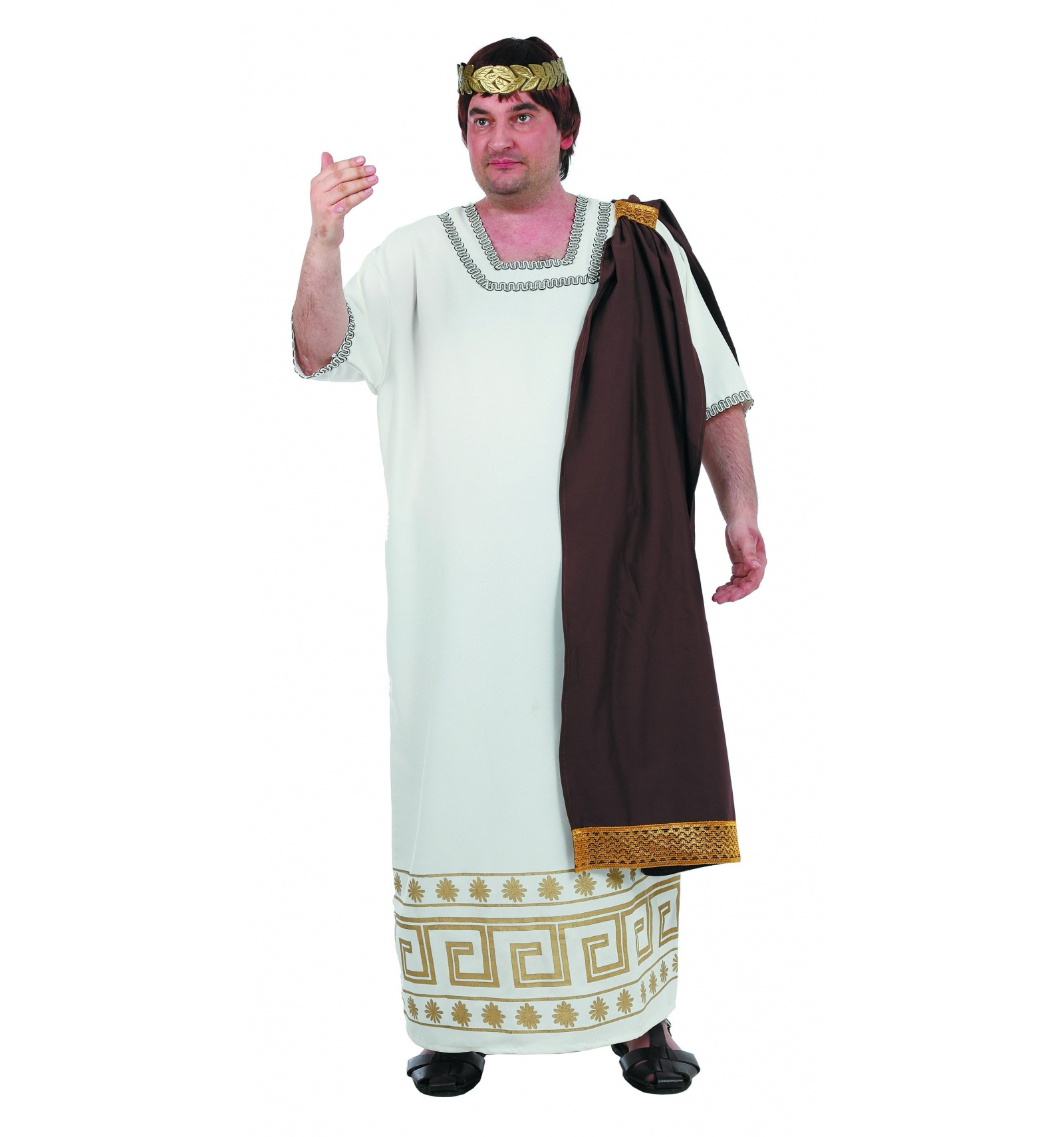 Roman Praetor XXL Costume | Costume shop. Shipments in ...