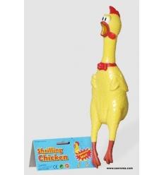 Pollo cantador 32 cm