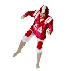 Disfraz rugby adulto