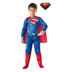 DISFRAZ SUPERMAN MAN OF STELL INFANTIL