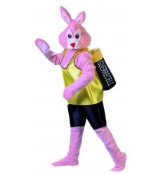 Disfraz conejo con pila