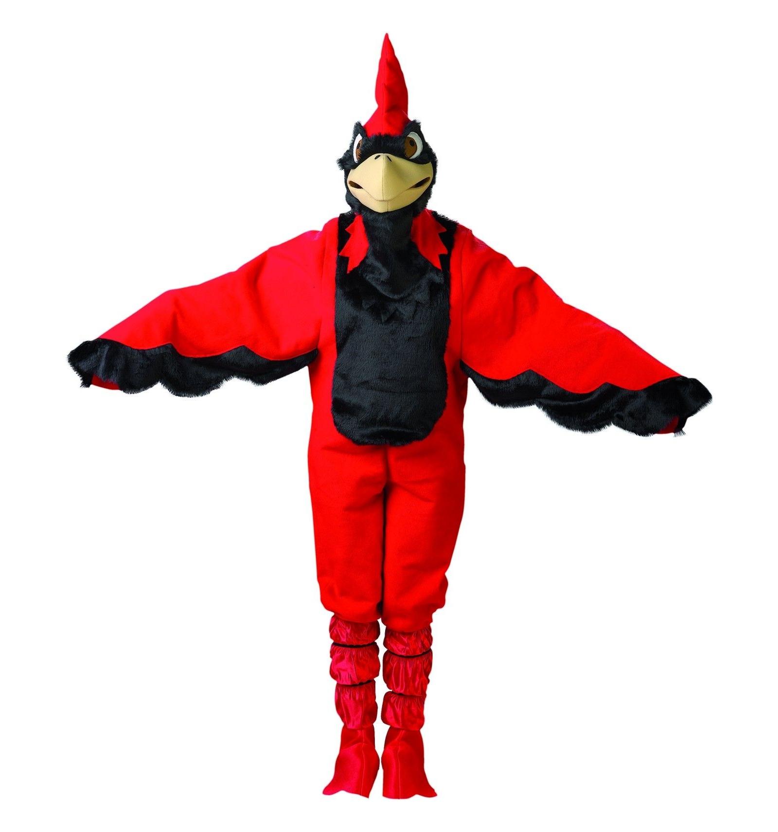 d guisement oiseau rouge adulte magasin deguisements offres. Black Bedroom Furniture Sets. Home Design Ideas