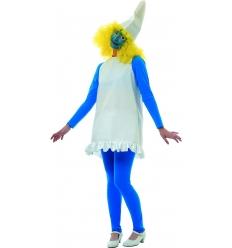 Schlumpfine Kostüm