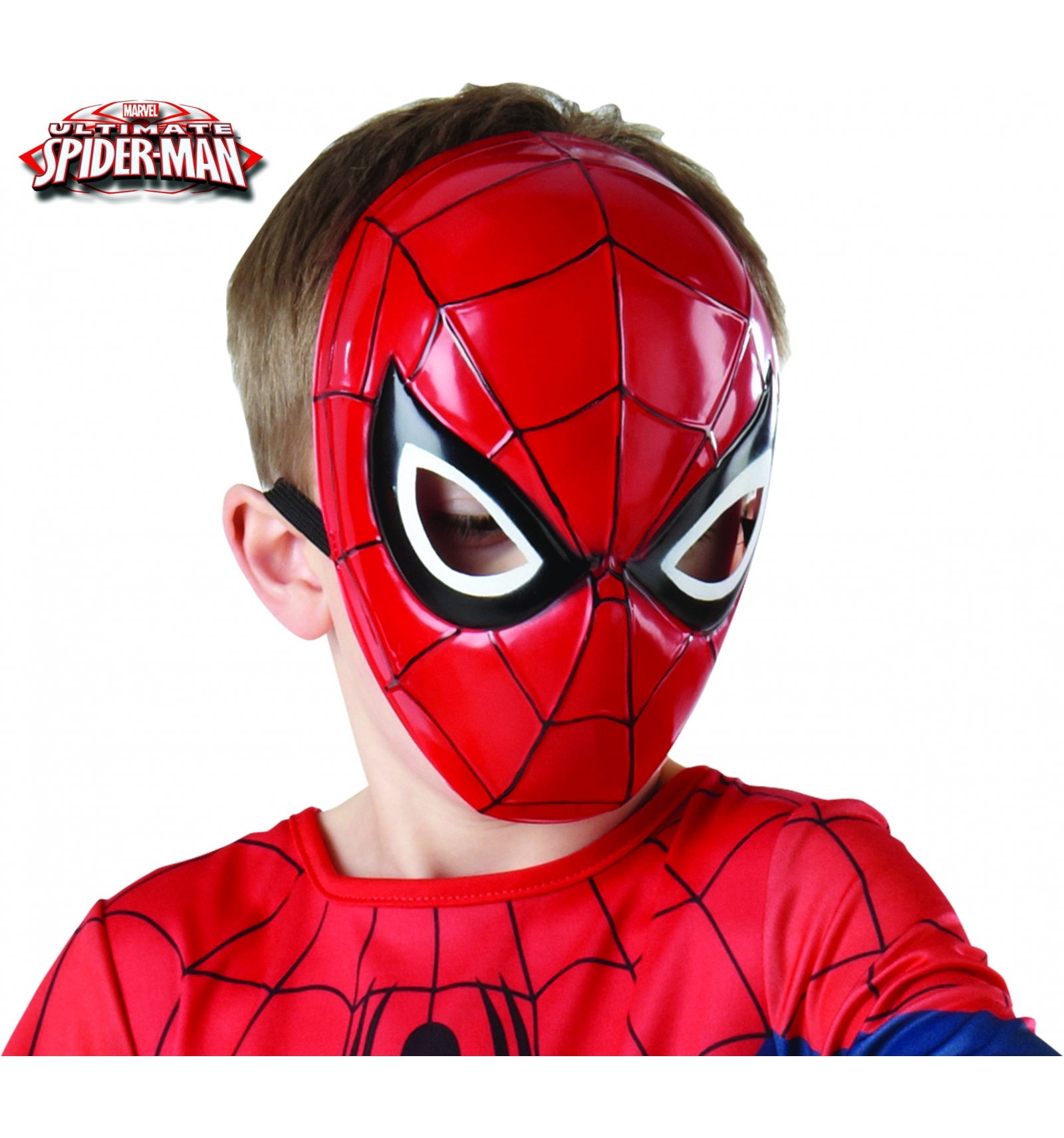Masque spiderman magasin deguisements offres - Masque spiderman a imprimer ...