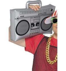 RADIO ANTIGUA HINCHABLE