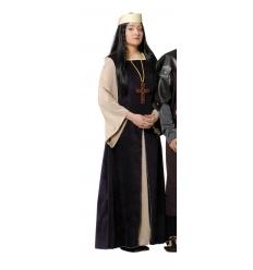 Disfraz seÑora medieval adulto