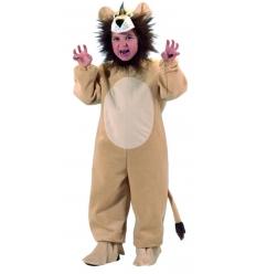 Disfraz leon rico infantil