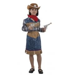 DISFRAZ SHERIFF CHICA