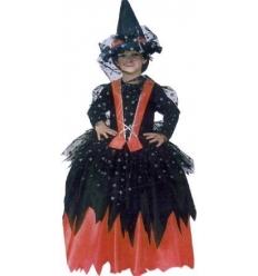 Disfraz bruja buena brunilda