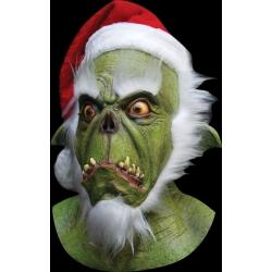 Santa latex verde mask