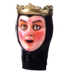 Cabezudo reina