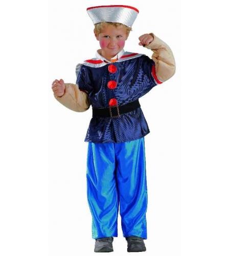 Disfraz marino infantil