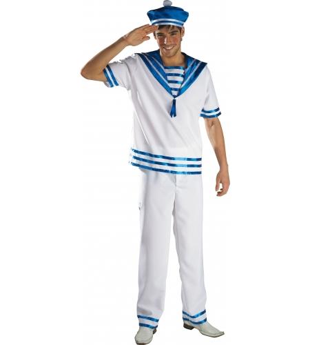 Disfraz marinero adulto importaciÓn