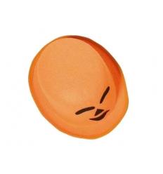 Bombin fieltro naranja halloween