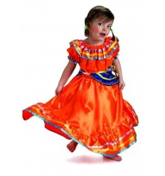 Mexican infant costume