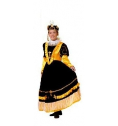 Disfraz emperatriz epoca adulto